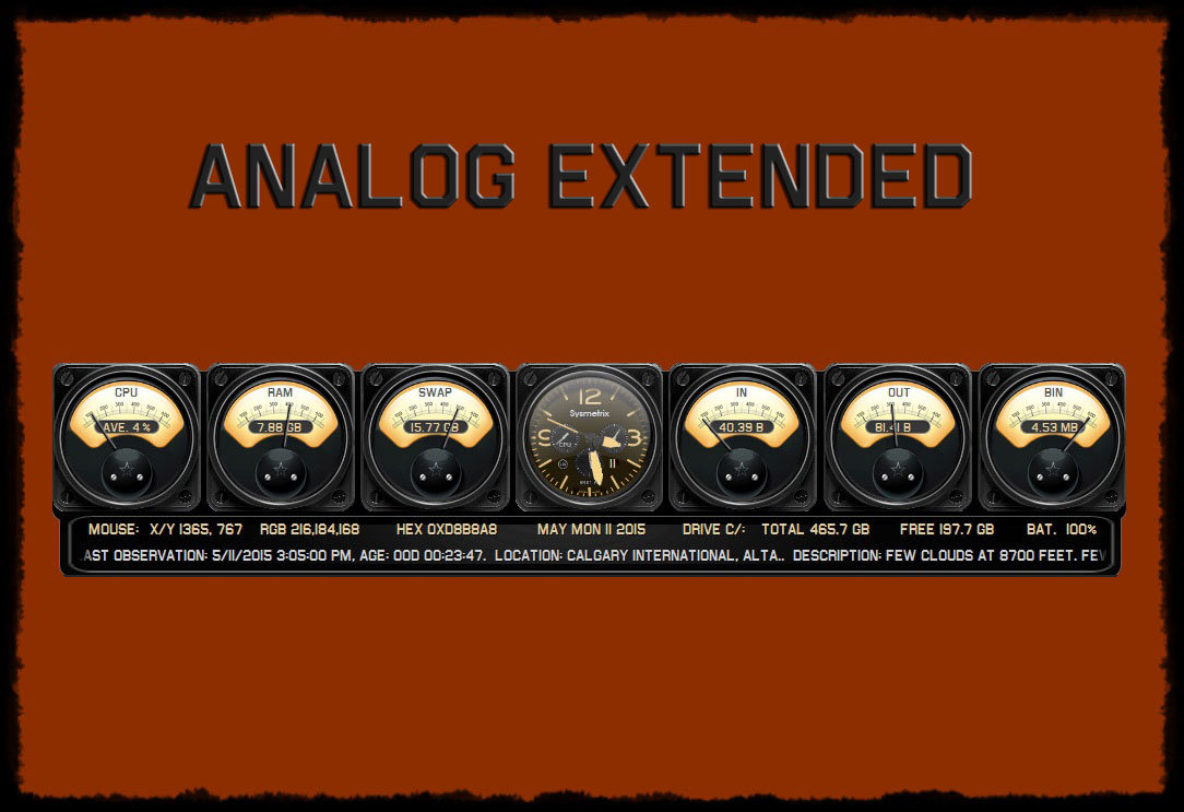 Analog lll Extended