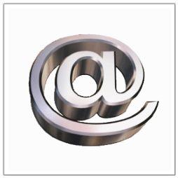 E-Mail (@) icon
