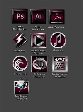 Media Icons v2