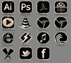 Premier Media Icons