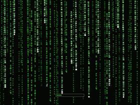 Matrix Glyphs