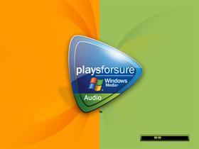 PlaysForSure Audio
