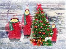 Christmas Kats