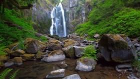 N Fork Smith Riverfalls