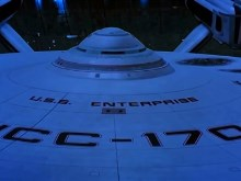Star Trek III USS Enterprise