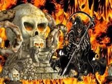 Hell's Grim Reaper