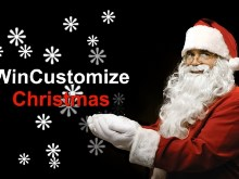 WinCustomize Christmas