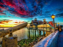 Seaport Village 4K HDR