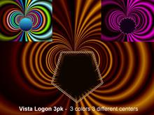 Vista Logon 3pk