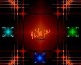 Zin 4 Color Pk