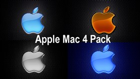 Apple Mac 4pk