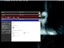 Dark OS X Panther