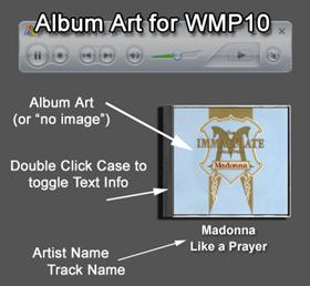 WMP Album Art