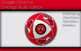 Google Chrome Chicago Bulls