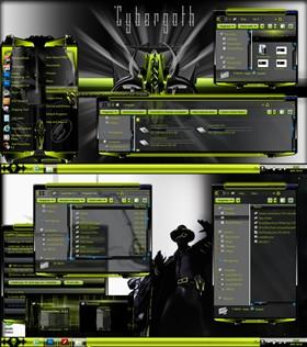 Cybergoth