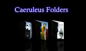 Caeruleus Folders
