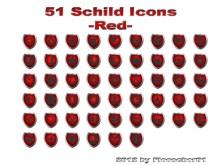 Schild Icons_Red