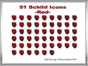 Schild Icons_Red
