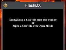 FlashDX Widget