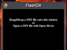 FlashDX Widget