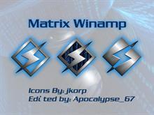 Matrix Winamp