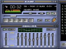 WinAmp 3-style Blue