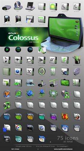 Cryo64 Colossus