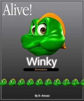 Winky Alive!