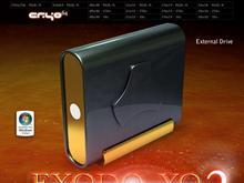 Exodo YQ2.1 - External Drive