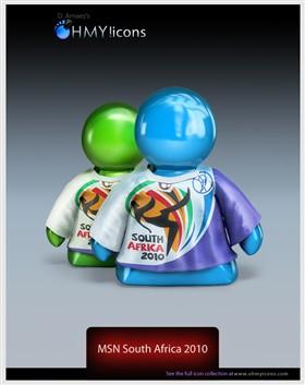 MSN South Africa 2010