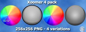 Xoomer 4 pack