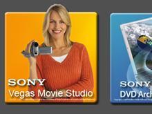Sony Vegas Icons