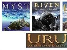 Myst & Riven 4 Pack