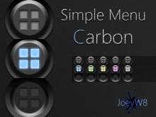 SimpleMenu Carbon