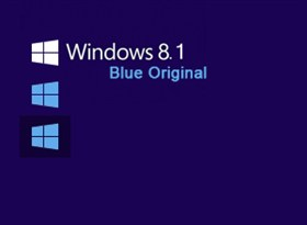 Windows 8.1 Blue Original