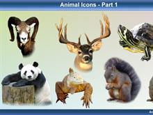 Animal Icons - Part 1