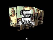 GTA San Andreas Screensaver