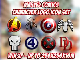 Marvel Comics Logos