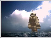 HMS Victory-Heavy Seas