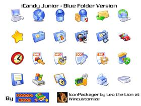 iCandy Junior Blue