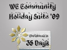 WC Community Holiday Suite &#39;09 - Countdown