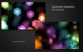 Summer Bokeh