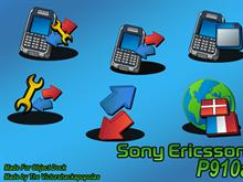 Sony Ericsson P910a