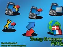 Sony Ericsson P910a