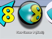 Canvas 8 Icon