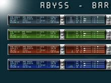 Abyss bar colour pack