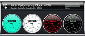 High Performance Clock: 4PAK