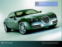 Jaguar R-Coupe Concept Car