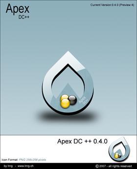 ApexDC++ 0.4.0