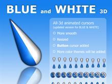 Blue n White 3D